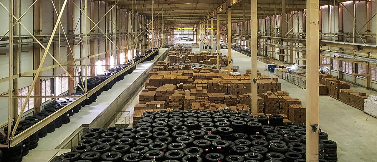 Centro de Distribución y Logística (CEDIL) de Yaracuy garantiza repuestos a sistemas masivos de transporte público